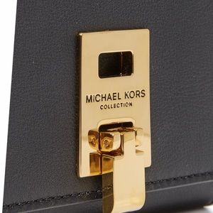 NWT MICHAEL KORS COLLECTION Miranda  French Flap